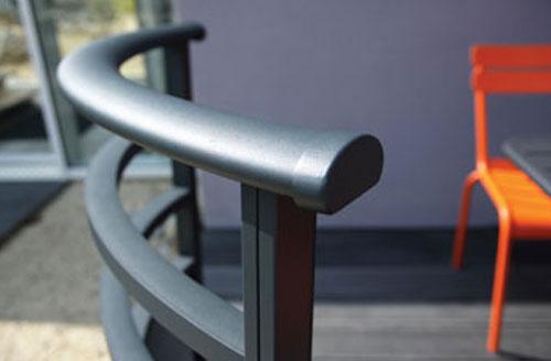 Les garde-corps de terrasse ou escalier